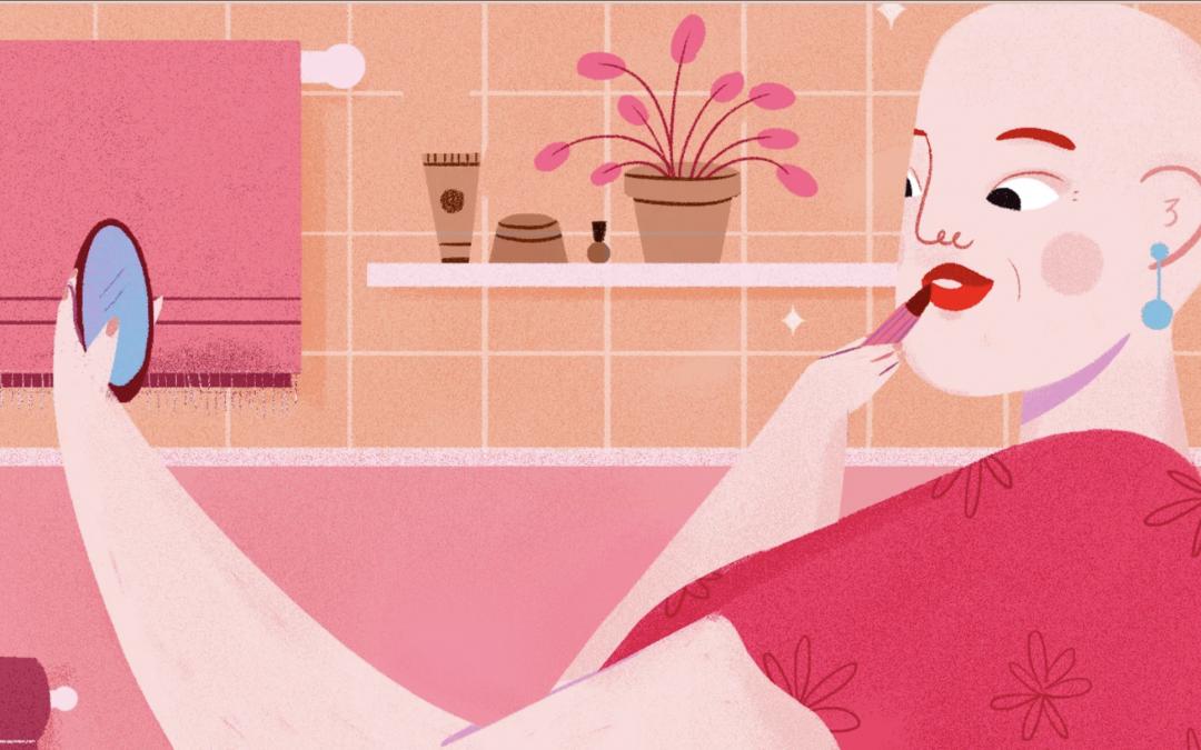 Ilustração da Revista Boa Forma