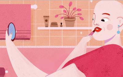 Autoestima e câncer: minha entrevista para a revista Boa Forma